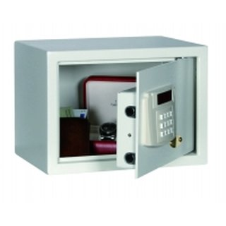 Hotel Safe/Munitionstresor - Serie Panther - Elektronikschloss mit Display  Außenmaße in mm [HxBxT]	250 x 350 x 250